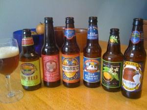 A pick of six in honor of American Craft Beer Week